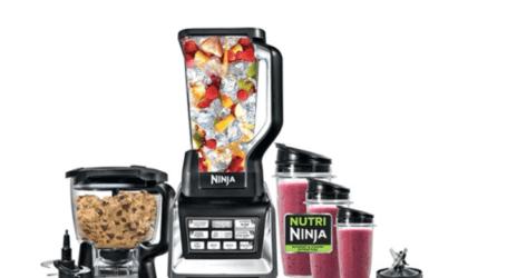 מעבד מזון נינג'ה food processor 3 in 1 – NINJA
