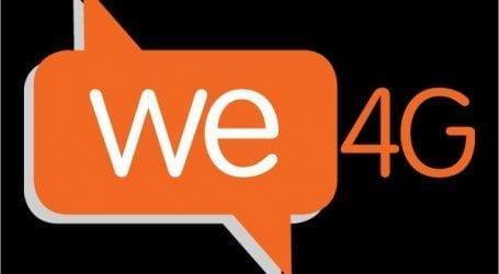חברת הסלולר We4G, או בקיצור We, הושקה ומציעה חבילות ללא הגבלה זולות עם מחיר לכל החיים