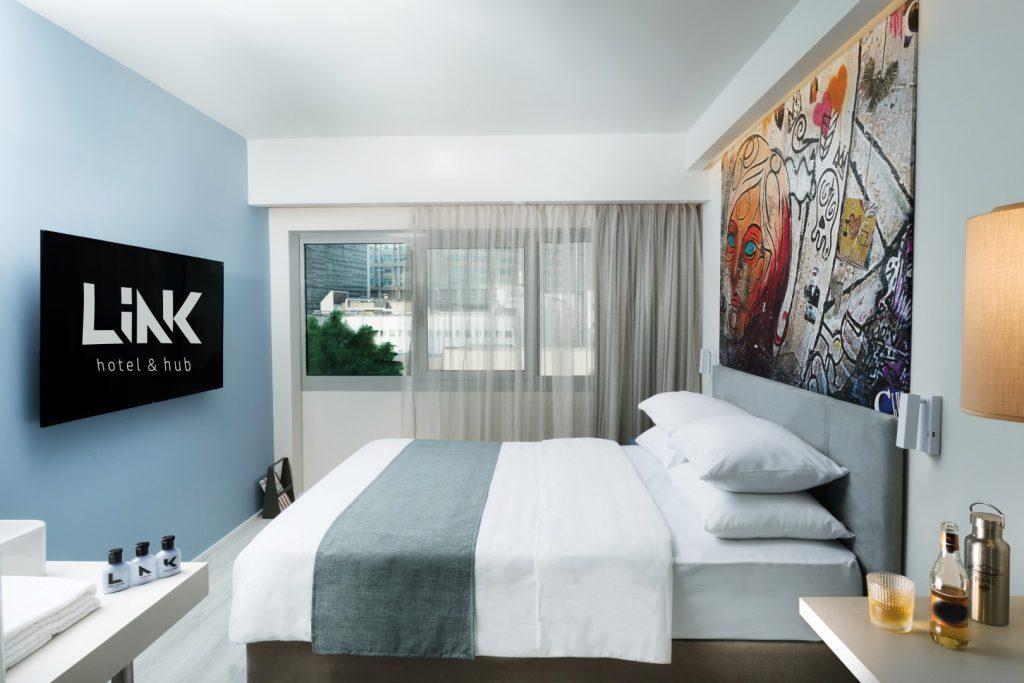 מלון לינק (LINK hotel&hub)