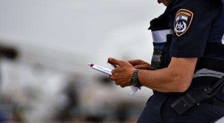 זהירות – עבירות תנועה ברכב חברה נמצאות על הכוונת של המשטרה
