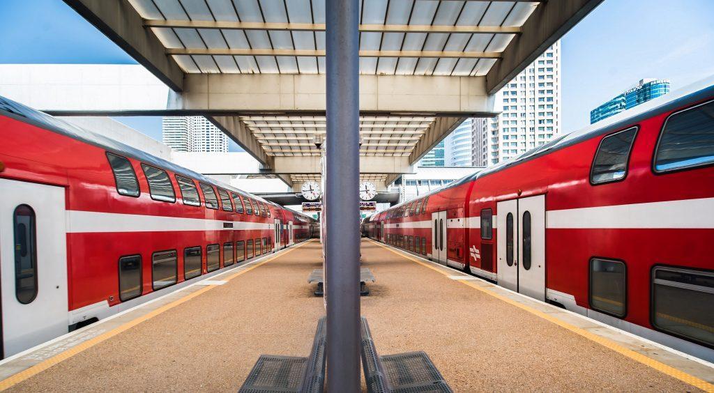 רכבת ישראל - הזמנת קרון שמור