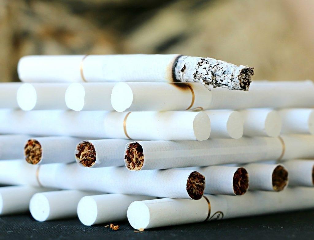 איסור פרסום סיגריות