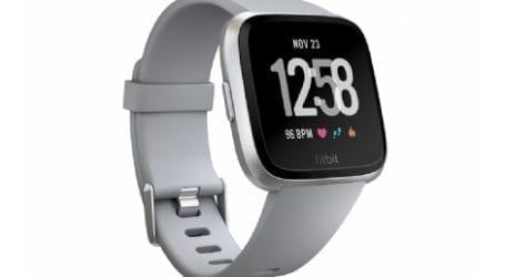 סקירה: שעון חכם fitbit versa – מדידה מתקדמת ועיצוב אופנתי, אך ללא עברית