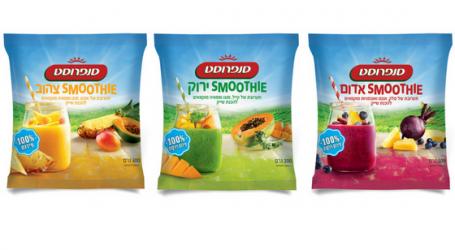 סקירה: סנספרוסט smoothies – מיקס פירות וירקות קפואים להכנת שייקים