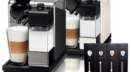 מכונת קפה לטיסימה של נספרסו עם 50 קפסולות מתנה