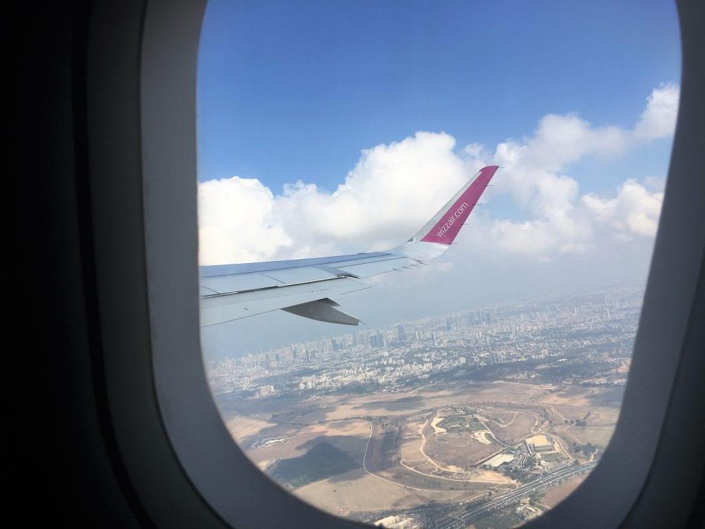 טיסות וויז אייר לבודפשט