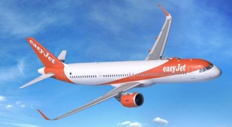 טיסות זולות ללונדון: איזי ג׳ט מוסיפה קו לסטנסד