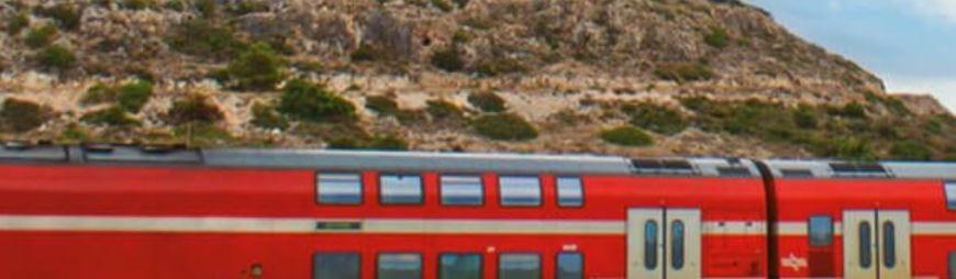 קורונה רכבת