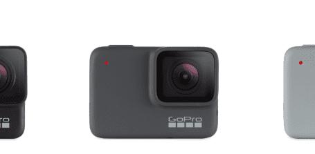 גו פרו השיקה שלוש מצלמות חדשות במחיר שמתחיל ב-1,000 שקל
