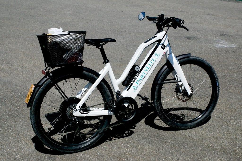 אופניים חשמליים - חוקים