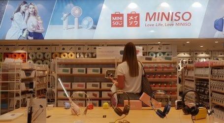 מיניסו פותחת חנויות בבאר שבע ובחיפה