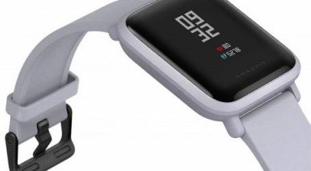 שעון ספורט חכם שיאומי AMAZFIT Bip ב-379 שקל!