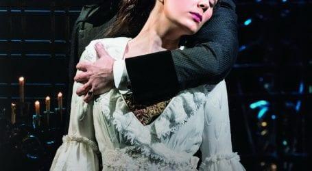 """15,000 כרטיסים למופע """"פנטום האופרה"""" נמכרו תוך שבוע"""