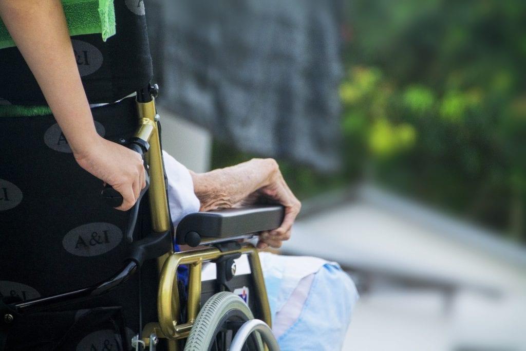 רפורמת הסיעוד לקשישים