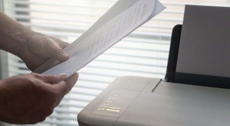 התקלות הנפוצות של מדפסות ביתיות