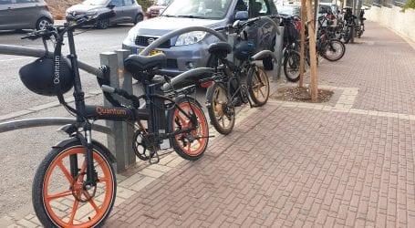 החל מהשבוע: מבחני תיאוריה על אופניים חשמליים
