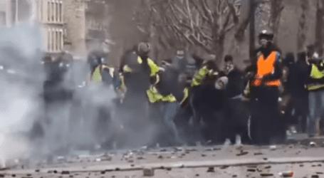"""מחאת האפודים הצהובים גם בארץ: הפגנה ביום שישי, כיבוי אורות כללי במוצ""""ש"""