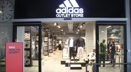 חנות עודפים של אדידס וריבוק נפתחת בבילו סנטר