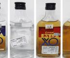 שוב: וודקה וברנדי המכילים חומר רעיל נתפסו במרכול. כך תזהו אלכוהול מזויף