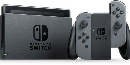 קונסולת המשחק נינטנדו switch במחיר שווה