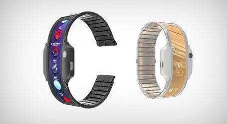 חברת NUBIA משיקה את נוביה אלפא: סמארטפון לביש עם מסך גמיש בצורת צמיד