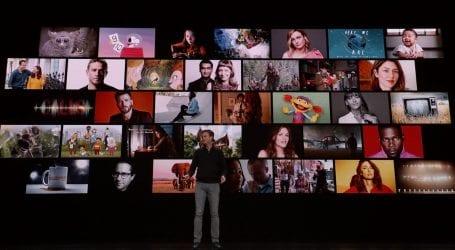 אפל משיקה את שירות הטלוויזיה Apple TV PLUS עם ג'ניפר אניסטון, ספילברג ועוד