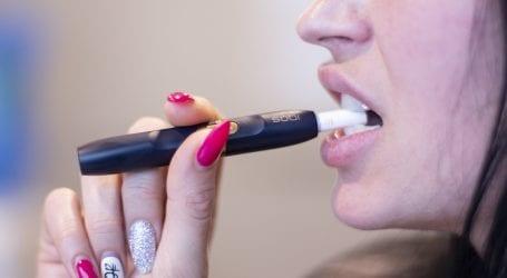 ה-FDA מזהיר: סיגריות אלקטרוניות עלולות לגרום לפרכוסים