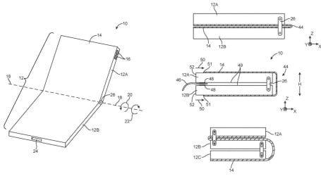האם האייפון המתקפל בדרך? אפל רשמה פטנט על מסך מתקפל