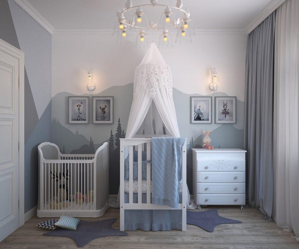 ריהוט לחדר תינוק
