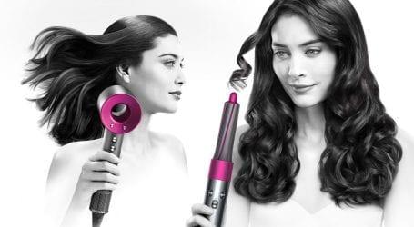 גם מסלסל וגם מחליק: מה מציע מעצב השיער החדש של דייסון Dyson Airwrap?