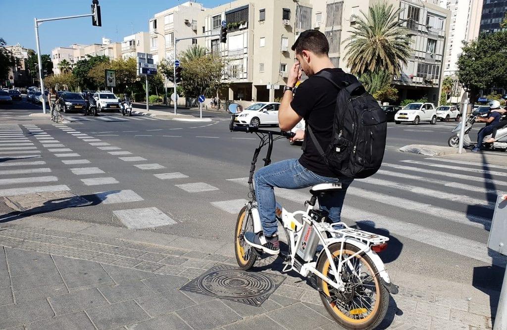 חוקי אופניים חשמליים