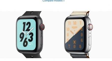 שעוני eSIM של אפל החלו להימכר. כמה יעלה לכם לצאת מהבית בלי הסמארטפון?