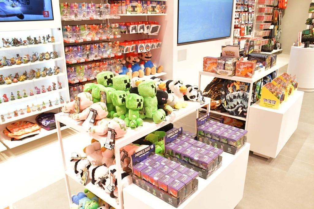 חנות nintendo בדיזנגוף סנטר