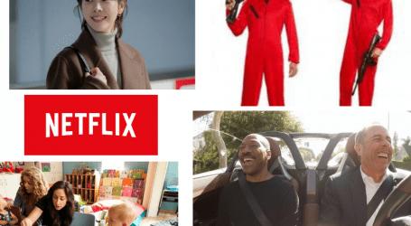 """סרטים מומלצים בנטפליקס וסדרות ביולי 2019: בית הנייר, ג'רי סיינפלד ו""""דברים מוזרים"""""""