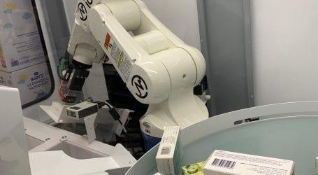 בפעם הבאה שתגיעו לבית מרקחת של סופר-פארם, אולי תפגשו גם רוקח רובוט