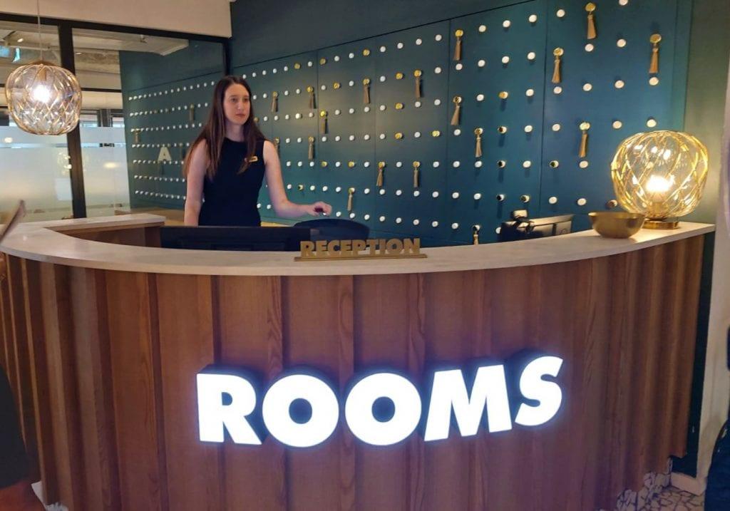 Rooms במלון NYX