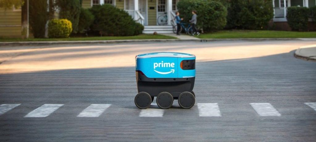 רובוט אמזון