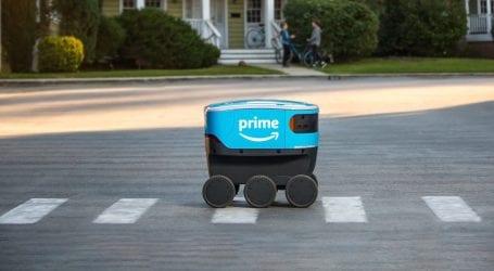 מזמינים מאמזון? שליח-רובוט ימסור לכם את החבילה