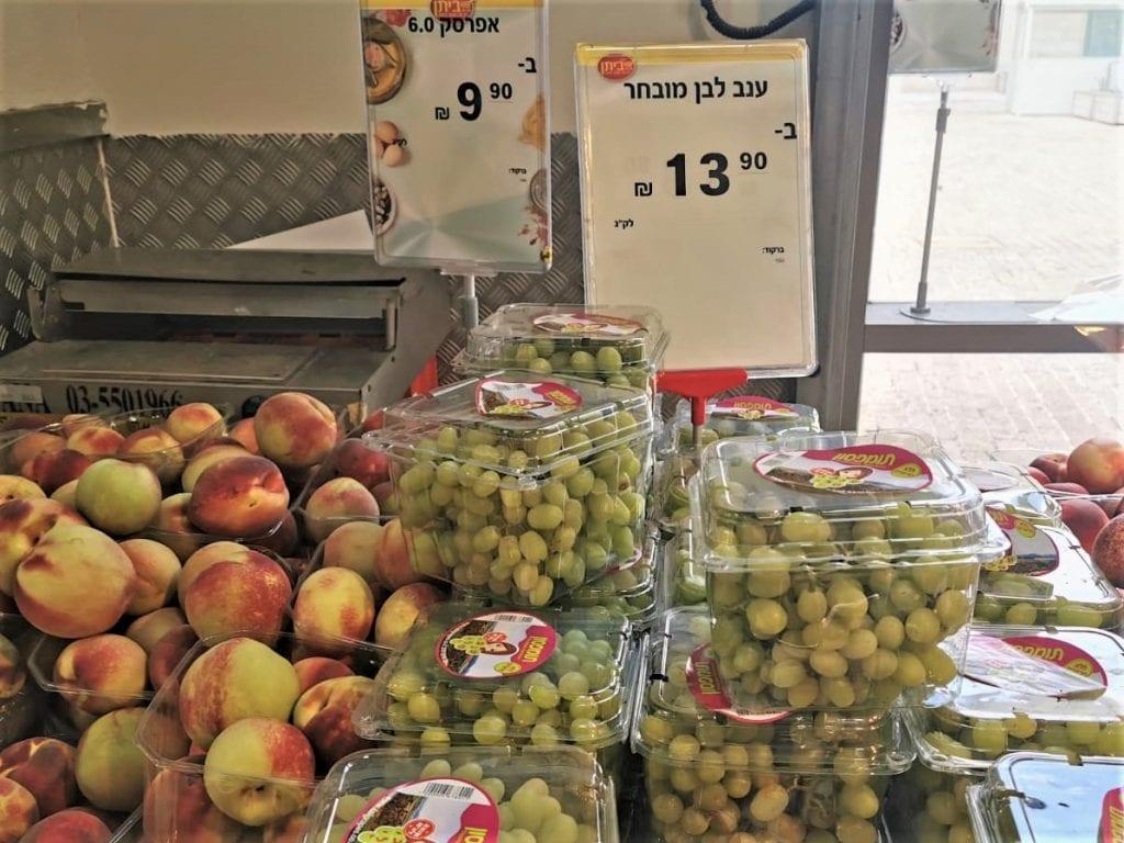 מחיר ענבים