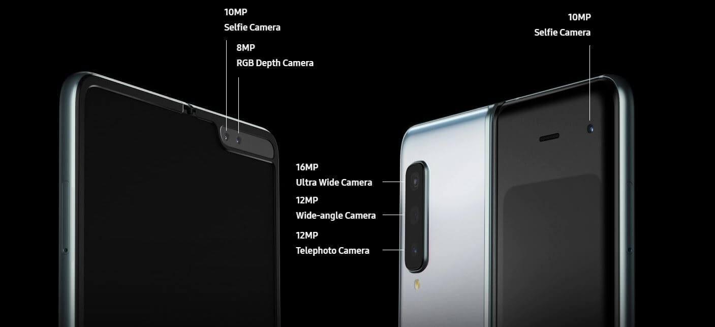 מצלמות גלקסי פולד