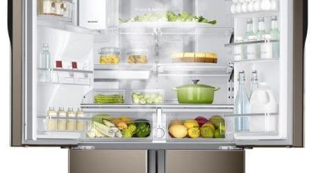 נמאס לכם לזרוק אוכל? הגיע הזמן למקרר סמסונג מתקדם ששומר על הטריות