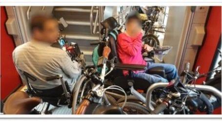 רכבת ישראל: החל מדצמבר תוגבל עלייה לרכבת עם אופניים ללא תיק ייעודי