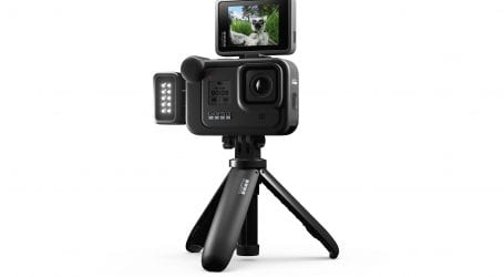 GoPro משיקה את מצלמת GoPro Hero8 ומצלמת פרימיום ששמה MAX