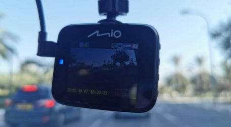 סקירה: מצלמת רכב Mio C328 – מזכירה לכם לא לשכוח את הילד ברכב