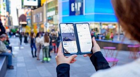 LG G8 X, הסמארטפון עם המסך הכפול, יימכר בישראל בקרוב