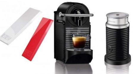 מכונת קפה נספרסו Delonghi Pixie Clips במבצע שווה במיוחד!