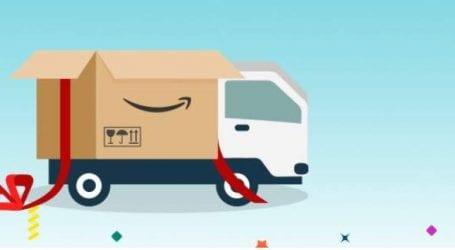 הפתעה: משלוח חינם מאמזון, בתגובה ליום הרווקים הסיני