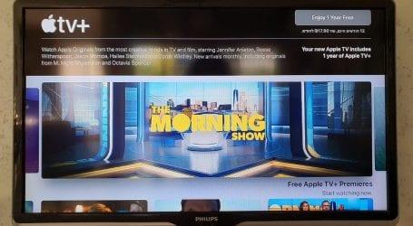 אפל TV פלוס, שירות הטלוויזיה של אפל, עלה לאוויר – גם בישראל