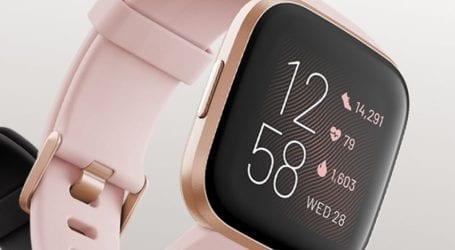 בלאק פריידיי: שעון כושר Fitbit Versa 2 במחיר מפתיע
