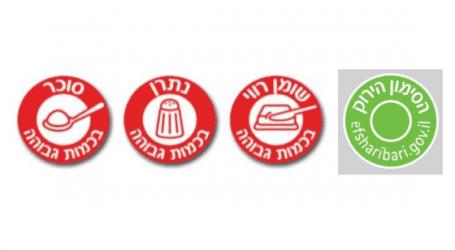 רפורמת המדבקות: מדבקה ירוקה על מוצרי מזון תגלה לכם אם הם בריאים